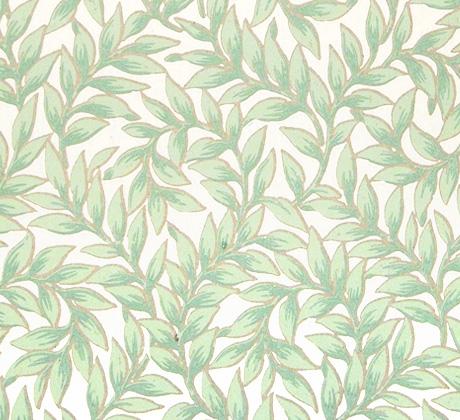 Bladmönster (green)